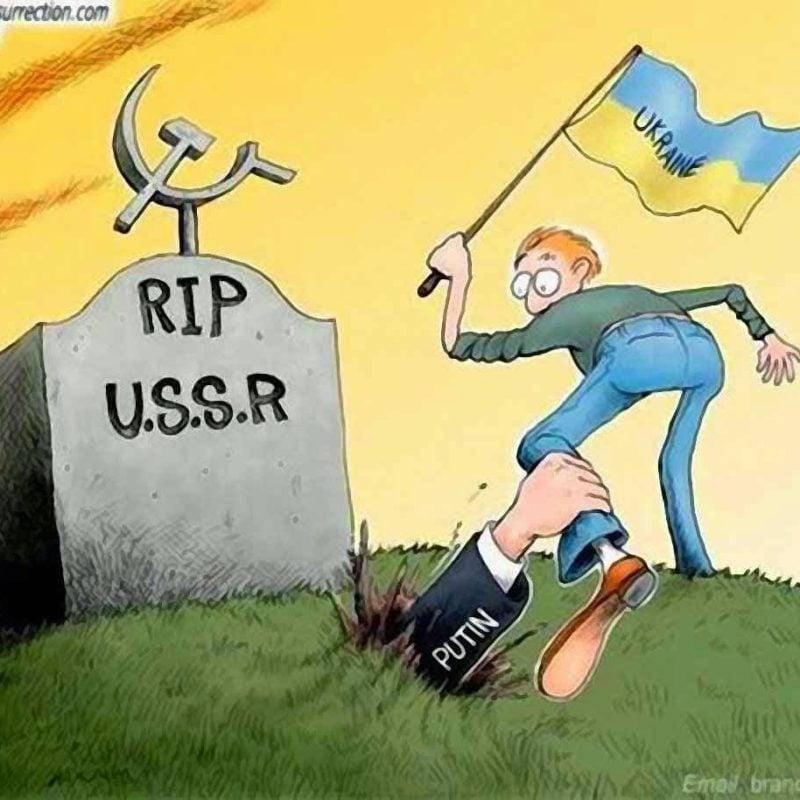How Putin Lost Ukraine for Good