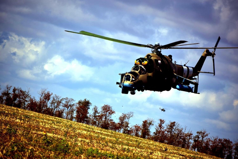 """Вітчизняний комплекс для модернізації ударних гелікоптерів не гірший за західні аналоги, але він не фінансується - генеральний конструктор ДККБ """"Луч"""" 1"""