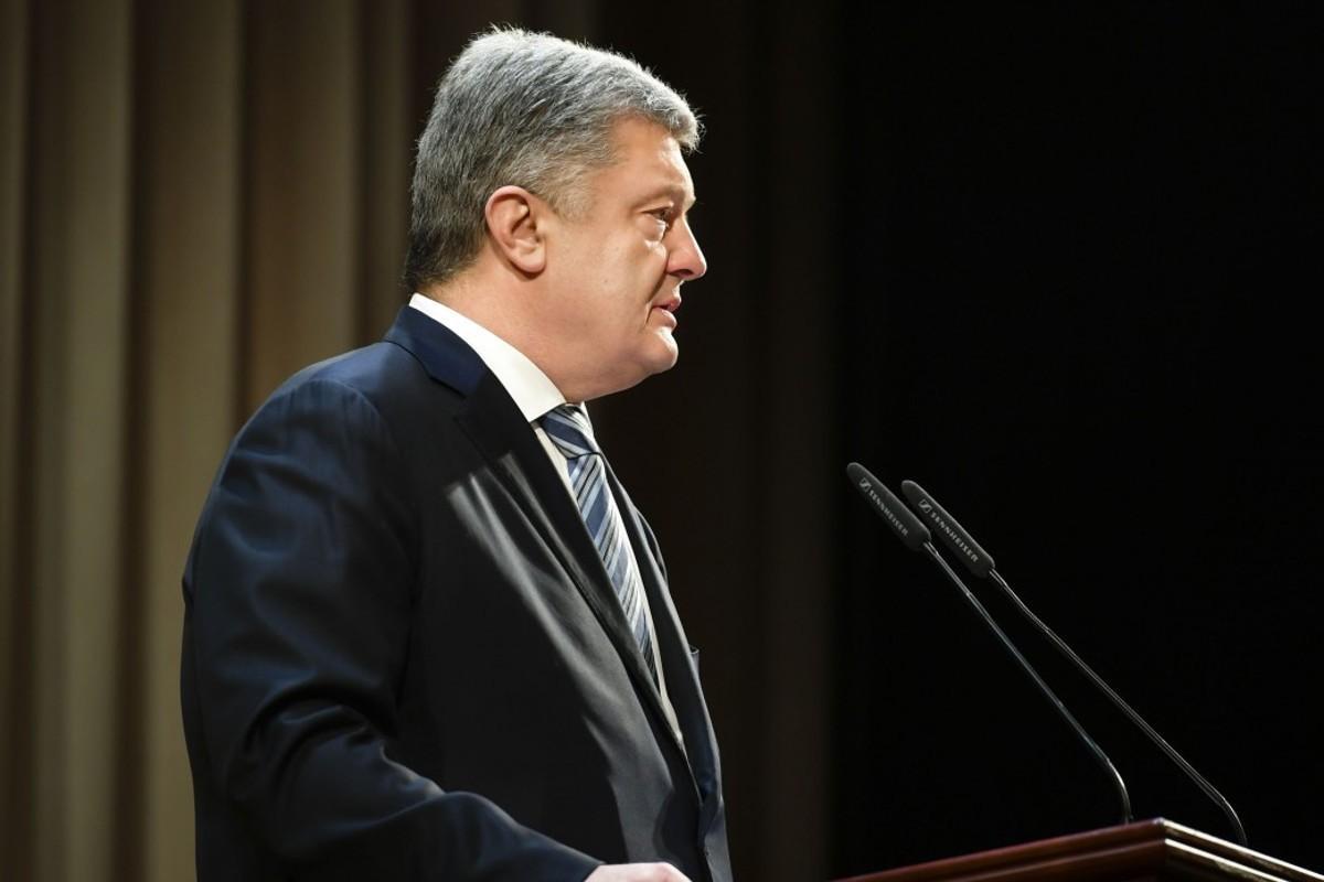 Порошенко закликав надати Україні дорожню карту членства в НАТО 1
