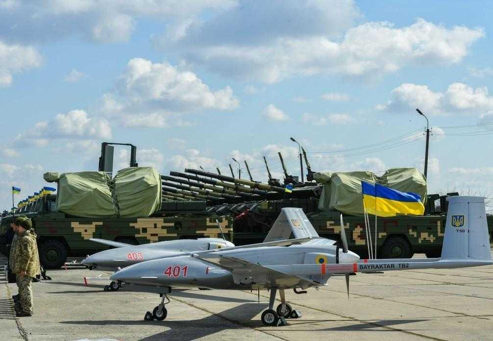"Ukraine and Turkey to create ""strategic alliance"" 13"