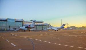 Аеропорт Київ за 2 місяці обслужив понад 400 тисяч пасажирів