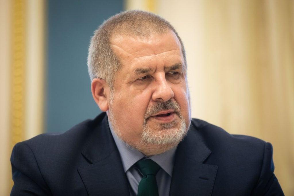 Спецпредставник голови ОБСЄ в Україні виконує завдання РФ - Чубаров 1