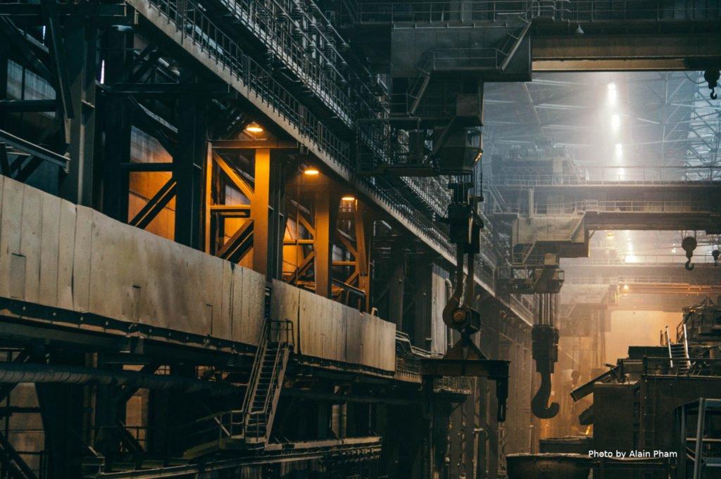 В МЕРТ пояснили уповільнення економіки падінням промисловості 1