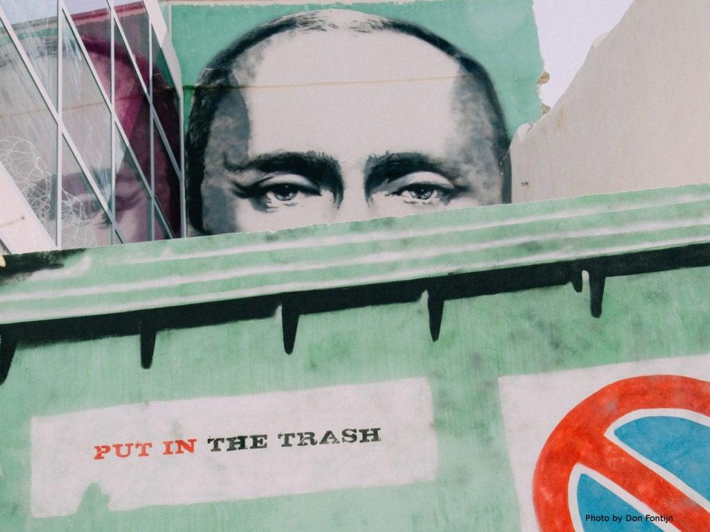 """Альтернатива """"формули Штайнмаєра""""- деокупація, депутінізація  та знищення вірусу """"російського світу"""" 1"""