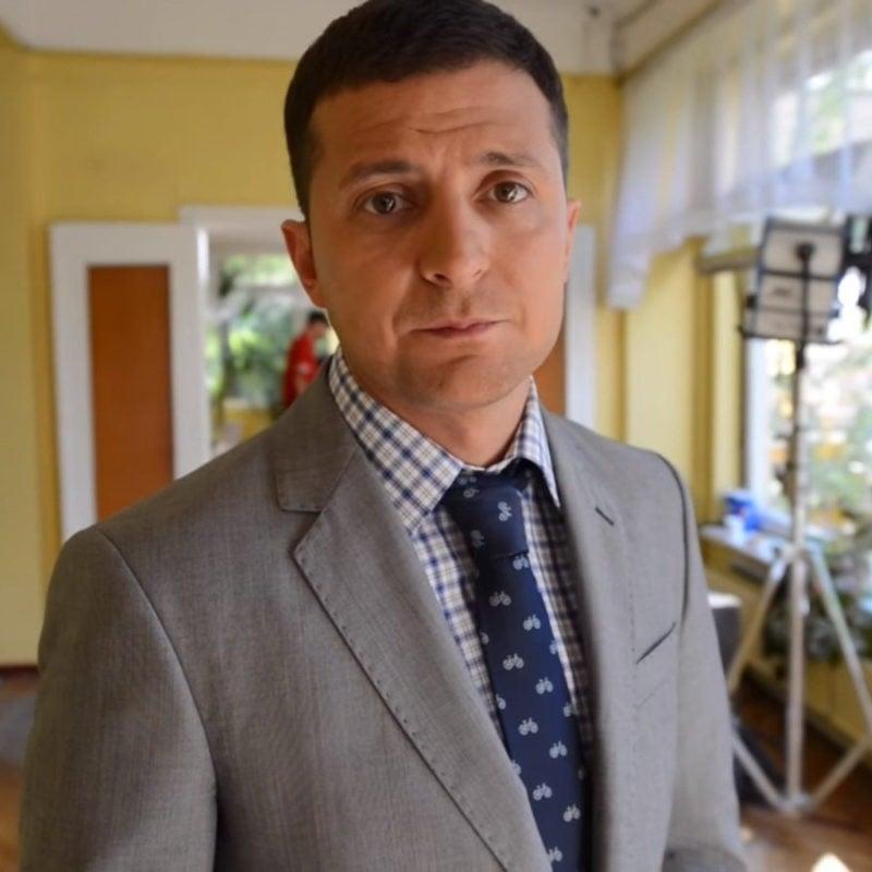 Зеленський поїде на Світовий форум Голокосту у якості мовчазної масовки для Путіна - В'ятрович