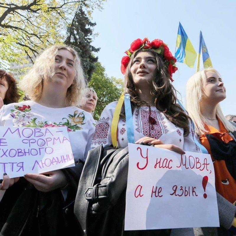 Controversial controversy: comparative explanation of Ukrainian language law