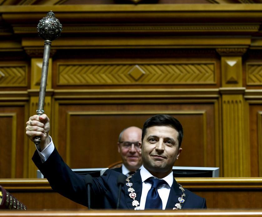 Зеленський повторює помилки Януковича - Уколов 1