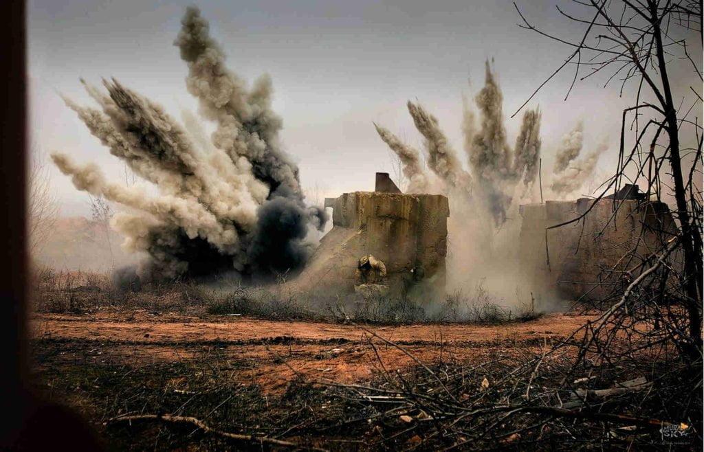 З початку року російські бойовики порушували режим припинення вогню десятки разів 1