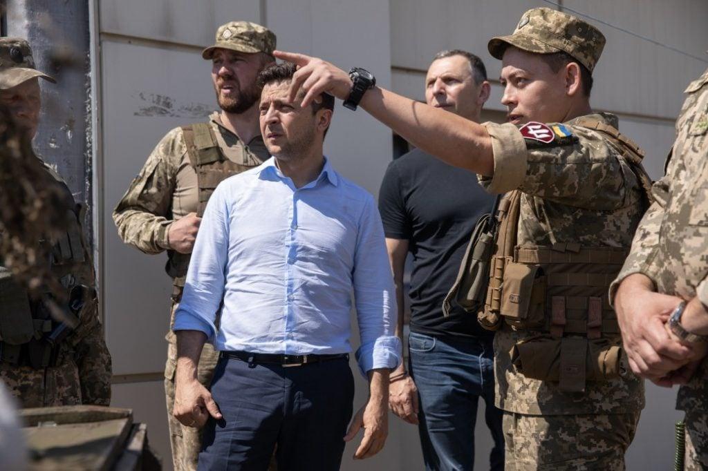 """""""Немає сенсу дивитися в бінокль"""". Зеленський закликав негайно прийняти Україну до НАТО 1"""