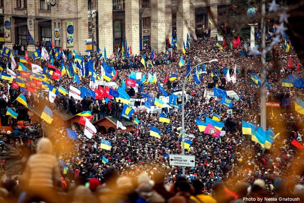 Росія, користуючись недолугістю нинішньої влади, намагається дискредитувати Майдан - Чорновол 1
