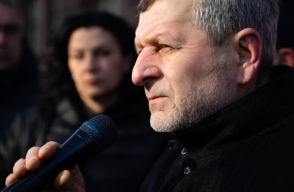 Чийгоз про дії ДБР: Ми це бачили в Криму в 2014 році 1