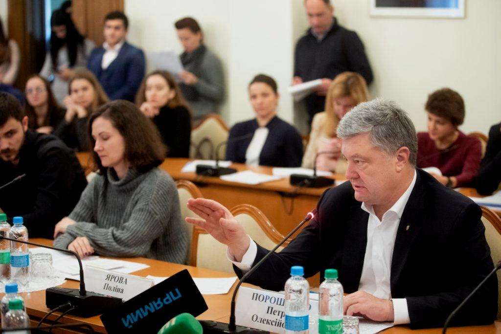 Порошенко закликав розслідувати, яким чином незаконні російські вибори проводилися на території України 17