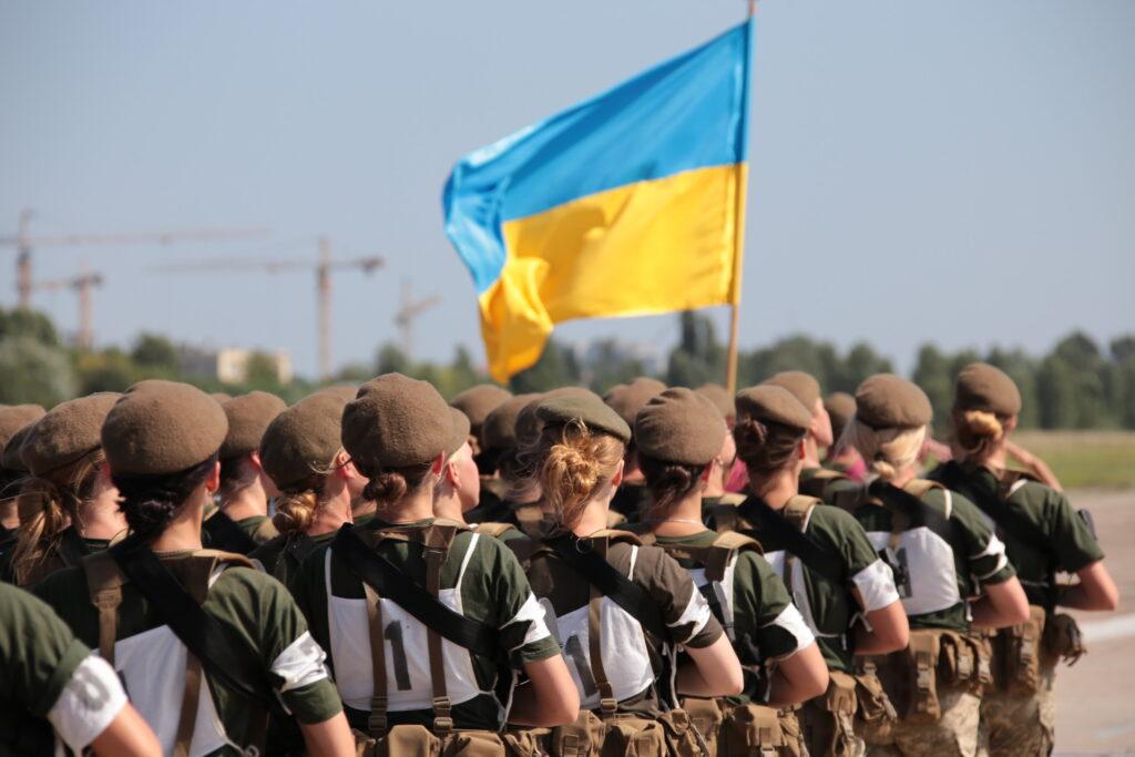 В Збройних силах України служить майже 31 000 жінок 1