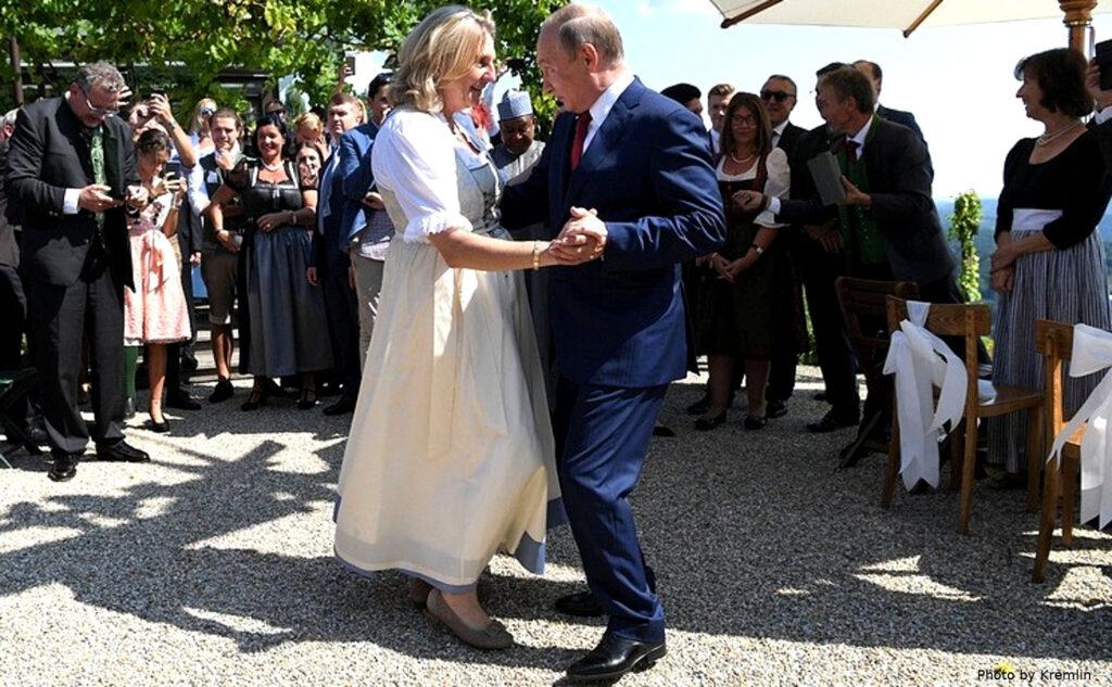 Austrian ex-minister dances her way into Rosneft 1