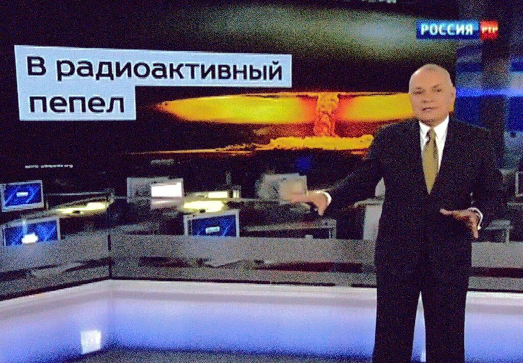 """В Кремлі обурились, що хтось, крім них, може """"шантажувати країни Заходу"""" ядерним потенціалом 1"""