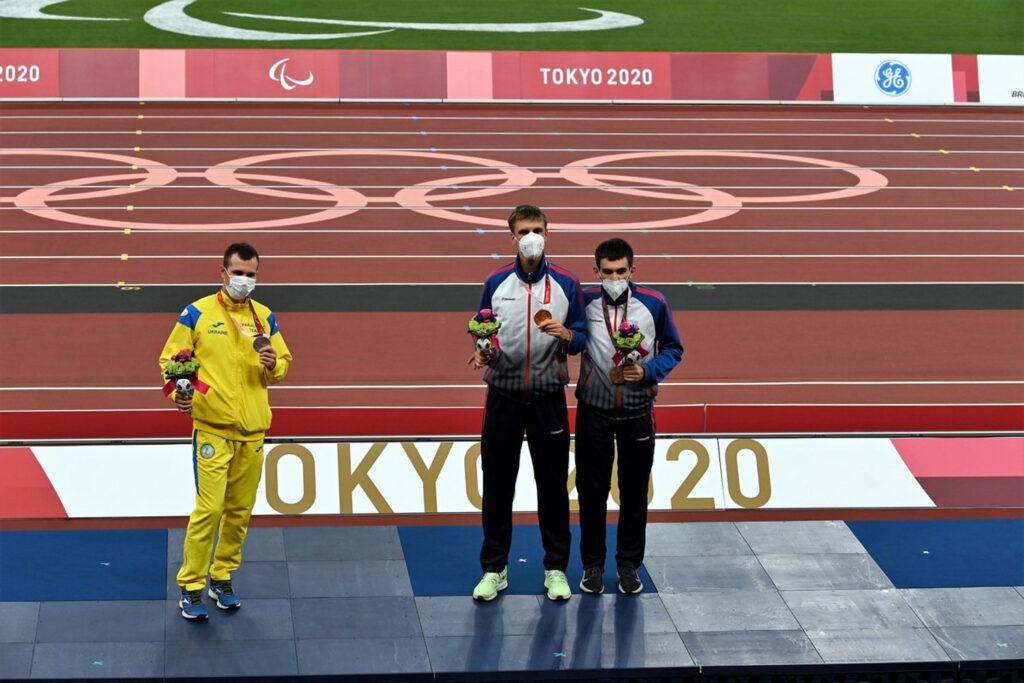 Українські паралімпійці вибороли 98 медалей 1